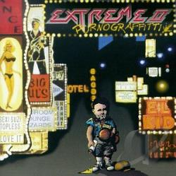 Extreme - Extreme II: Pornograffitti CD Cover Art