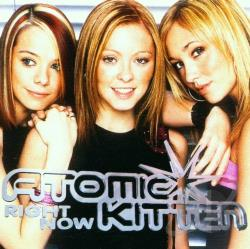 Atomic Kitten - Right Now CD Cover Art