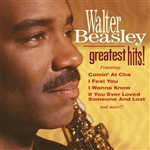 Beasley, Walter - Greatest Hits CD Cover Art