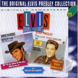Presley, Elvis - Flaming Star/Wild in the Country/Follow That Dream CD Cover Art