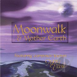 Vasile, Mary - Moonwalk & Mother Earth CD Cover Art