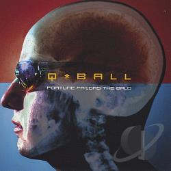 Q-Ball - Fortune Favors the Bald CD Cover Art