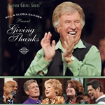 Gaither, Bill & Gloria - Giving Thanks DB Cover Art