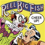 Reel Big Fish - Cheer Up! DB Cover Art