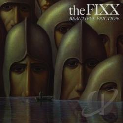 Fixx - Beautiful Friction CD Cover Art