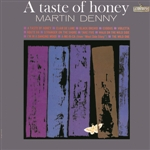 Denny, Martin - Taste Of Honey DB Cover Art