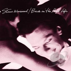 Winwood, Steve - Back in the High Life CD Cover Art