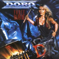 Doro - Force Majeure CD Cover Art