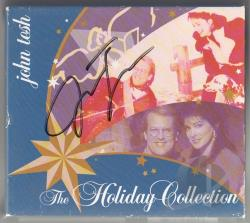 Tesh, John - Holiday Collection CD Cover Art