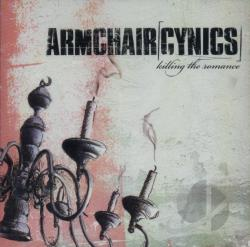 Armchair Cynics - Killing the Romance CD Cover Art