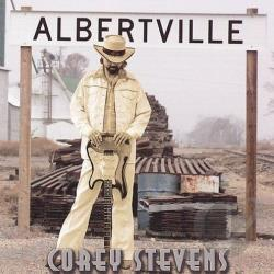 Stevens, Corey - Albertville CD Cover Art