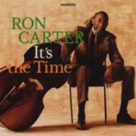 Carter, Ron - It's Time CD Cover Art