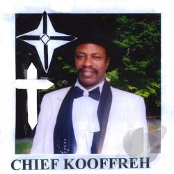 Chief Kooffreh - Joy of Christmas CD Cover Art