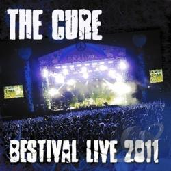 Cure - Bestival Live 2011 CD Cover Art
