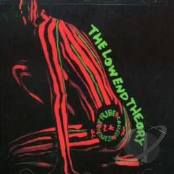A Tribe Called Quest - Low End Theory CD Cover Art