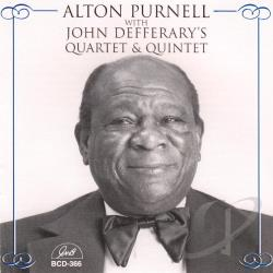 Defferary, John / Purnell, Alton - Alton Purnell With John Defferary's Quartet CD Cover Art