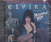 Elvira Presents Haunted Hits CD Cover Art