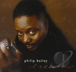 Bailey, Philip - Dreams CD Cover Art