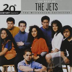 Jets - 20th Century Masters - The Millennium Collection: The Best of the Jets CD Cover Art