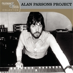 Parsons, Alan - Platinum & Gold Collection CD Cover Art