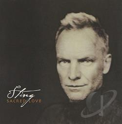 Sting - Sacred Love CD Cover Art