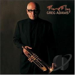 Adams, Greg - Firefly CD Cover Art