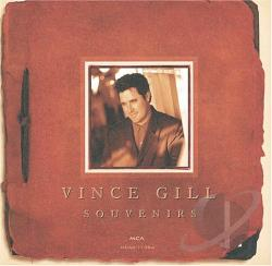 Gill, Vince - Souvenirs CD Cover Art