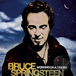 Springsteen, Bruce - Working on a Dream CD Cover Art