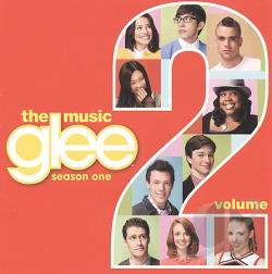 Glee Cast - Glee: The Music, Volume 2 DB Cover Art