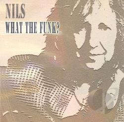 Nils - What The Funk? CD Cover Art