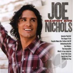 Nichols, Joe - Best Of Joe Nichols CD Cover Art