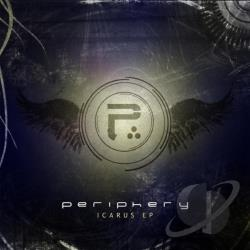 Periphery - Icarus EP CD Cover Art