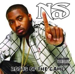 Nas - Roots of the Game CD Cover Art