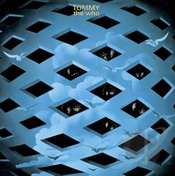 Who - Tommy SA Cover Art