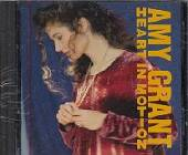 Grant, Amy - Heart In Motion CD Cover Art