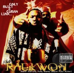 Raekwon - Only Built 4 Cuban Linx CD Cover Art