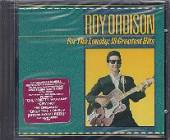 Orbison, Roy - For The Lonely: 18 Greatest Hits CD Cover Art