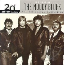 Moody Blues - 20th Century Masters - The Millennium Collection: The Best of the Moody Blues CD Cover Art