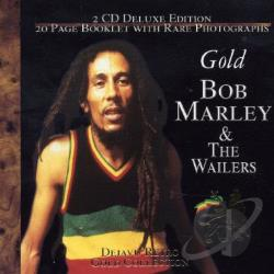 Marley, Bob / Marley, Bob & The Wailers - Gold Collection CD Cover Art