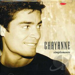 Chayanne - Simplemente CD Cover Art