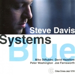 Davis, Steve - Systems Blue CD Cover Art