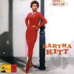 Kitt, Eartha - Night & Day CD Cover Art
