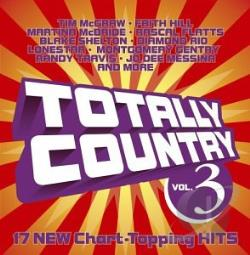 Totally Country, Vol. 3 CD Cover Art