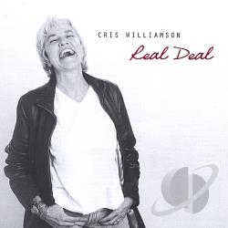 Williamson, Cris - Real Deal CD Cover Art