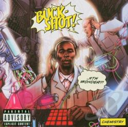 9TH Wonder / Buckshot - Chemistry CD Cover Art