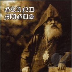 Grand Magus - Grand Magus CD Cover Art