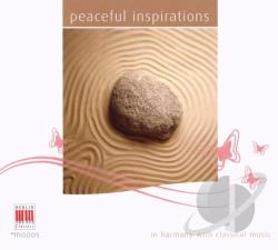 Gewandhausorchester - Peaceful Inspirations CD Cover Art