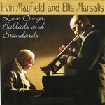 Mayfield, Irvin - Love Songs, Ballads and Standards CD Cover Art