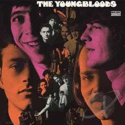 Youngbloods - Youngbloods LP Cover Art