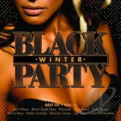 Best Of Black Winter Party V.1 CD Cover Art